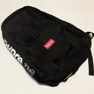 Supreme Box Logo Spell Out BackPack